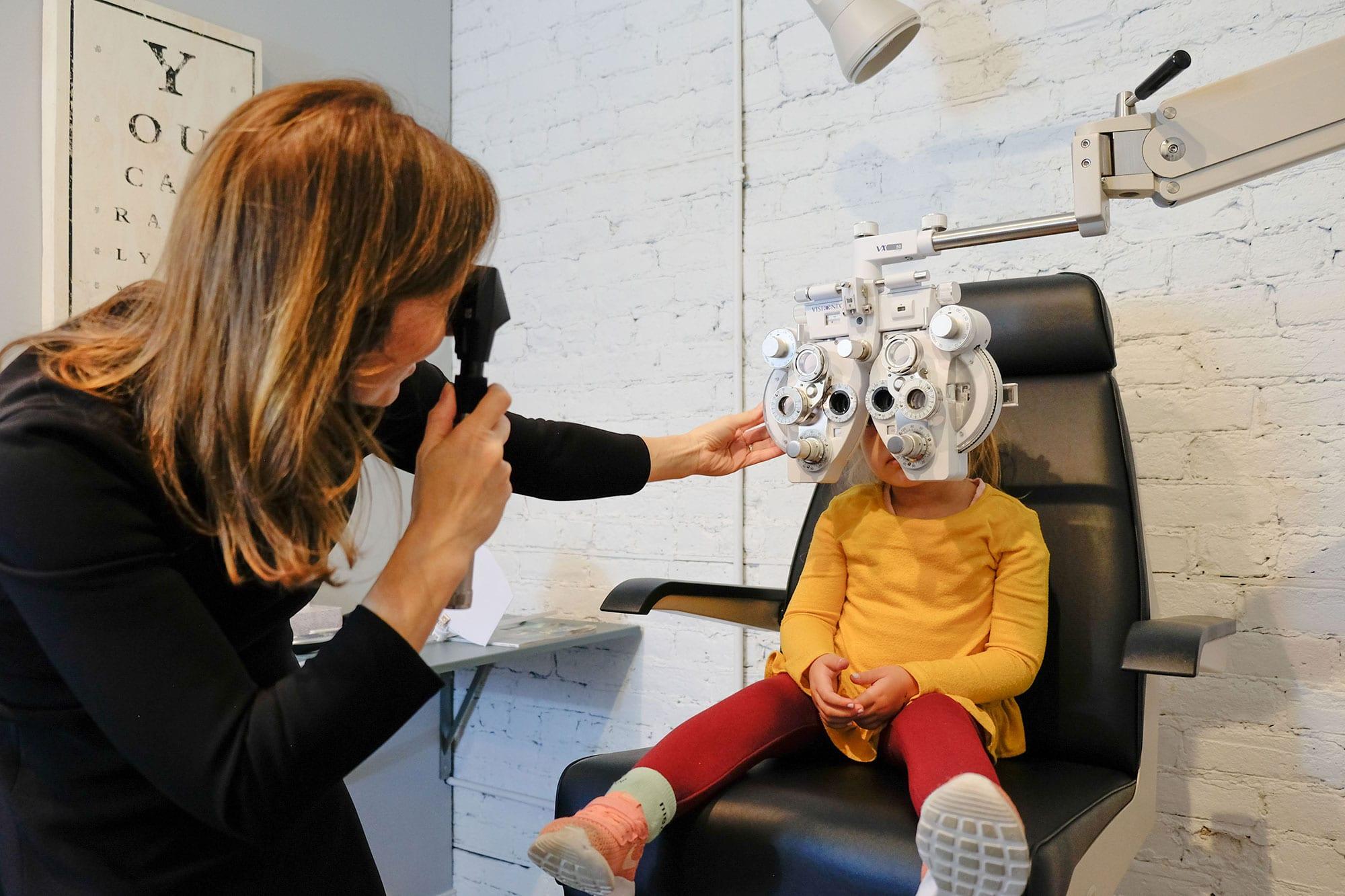 Eye exam how often should I schedule?