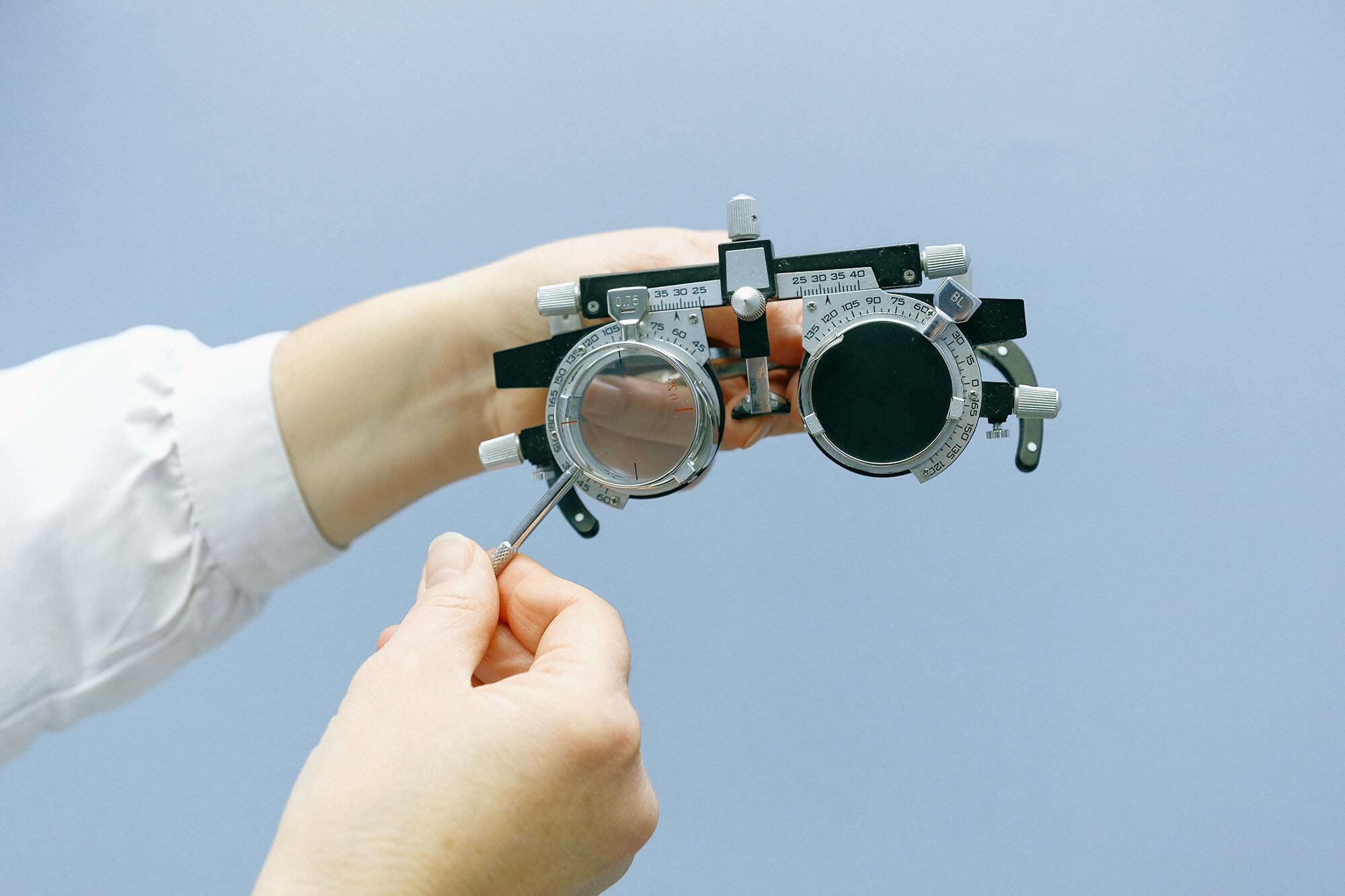 The Optometrist's Role in Public Health