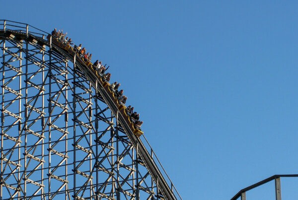 Can You Wear Contacts on a Roller Coaster